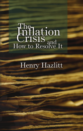 The Inflation Crisis and How To Resolve It Book, Download Free Templates