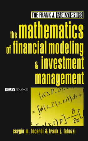 The Mathematics of Financial Modeling and Investment Management Book, Download Free Templates