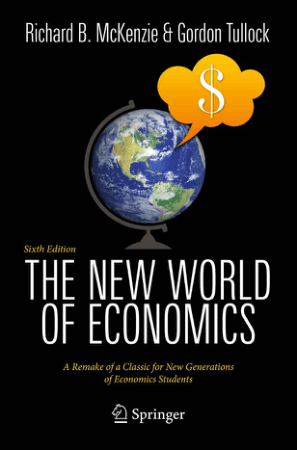 The New World of Economics Book, Download Free Templates