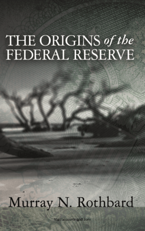 The Origins of the Federal Reserve Book, Download Free Templates