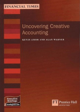 Uncovering Creative Accounting Book, Download Free Templates