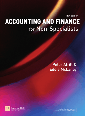 Accounting and Finance for Non Specialists Book Free Templates
