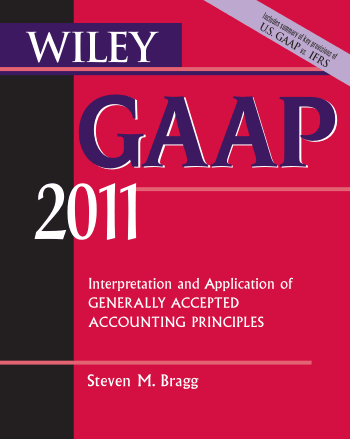 Interpretation and Application of Generally Accepted Accounting Principles GAAP Book Free Templates