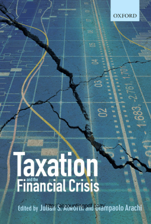 Taxation and the Financial Crisis Edited Book Free Templates