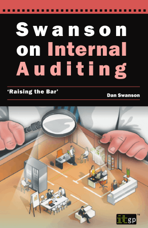 on Internal Auditing Raising the Bar Book Free Templates